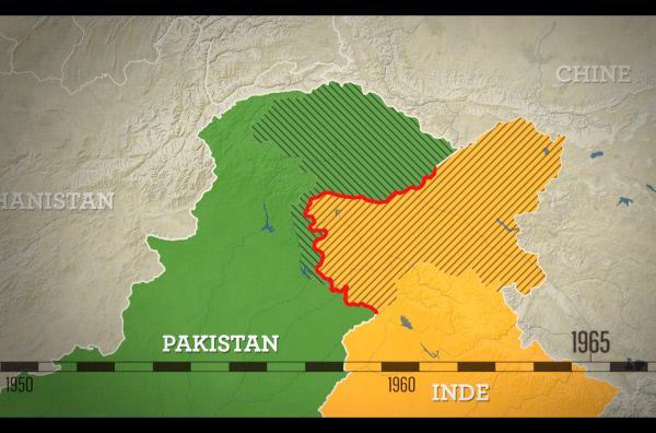 Bild 1 von 2: Die Geschichte Pakistans ist seit je von Gewalt geprägt. Islamischer Fundamentalismus und Konflikte mit dem Nachbarn Indien spielen dabei schon immer eine Rolle.