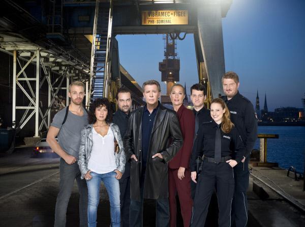 Bild 1 von 2: Großstadtrevier XXVIII. Staffel