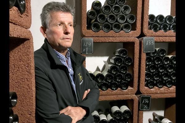 Bild 1 von 5: Serge Dubs -- einer der besten Sommeliers der Welt