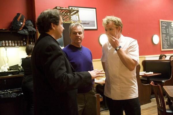 In Teufels Küche mit Gordon Ramsay Black Pearl Black
