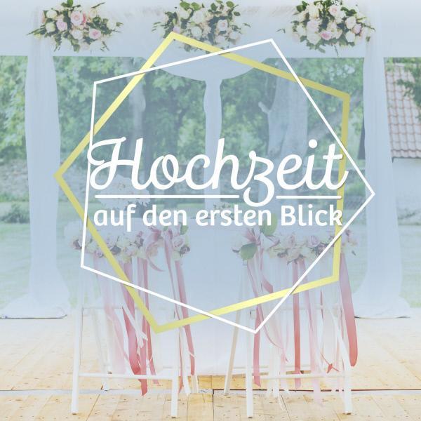 Bild 1 von 9: Hochzeit auf den ersten Blick - Logo