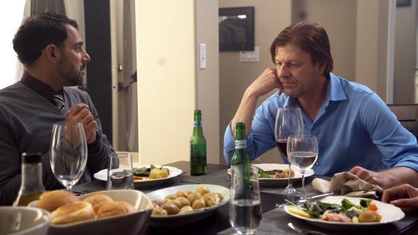 Bild 1 von 5: Imir (Patrick Sabonqui, li.) und Neil (Sean Bean)
