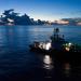 Röntgenbild Tiefsee - Kriegsschiffe am Meeresgrund