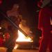 Narrentag Überlingen - Nachtumzug der Rebellenzünfte