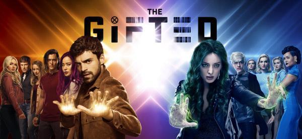 Bild 1 von 13: (2. Staffel) - The Gifted - Artwork