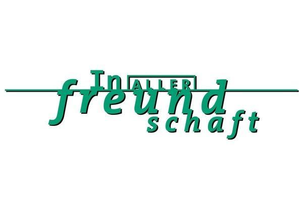 Bild 1 von 4: In aller Freundschaft - Logo
