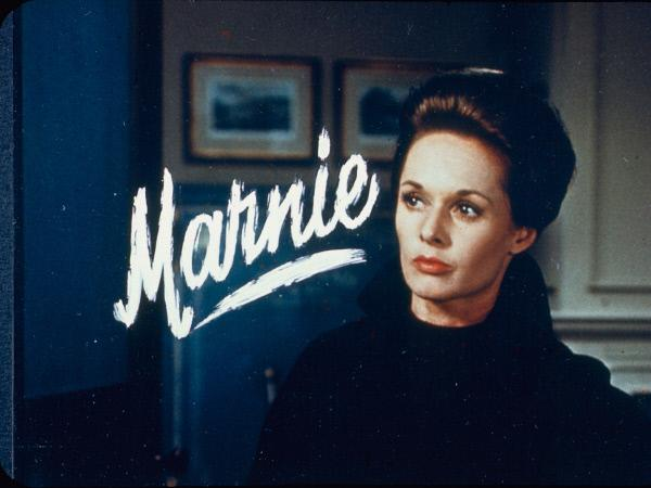 Alfred Hitchcock: Marnie