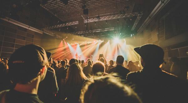 Bild 1 von 1: Impressionen vom PULS Festival 2016 im Münchner Funkhaus.