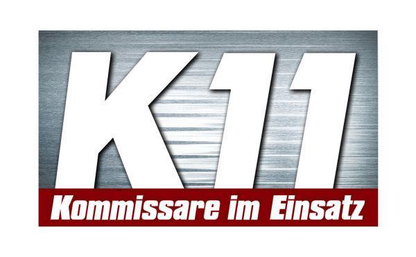Bild 1 von 17: K 11 - Kommissare im Einsatz - Logo