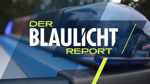 Bild 1 von 1: Der Blaulicht Report