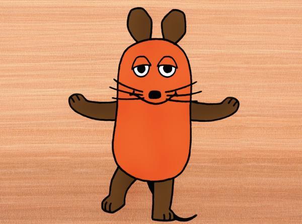 Bild 1 von 2: Die Sendung mit der Maus