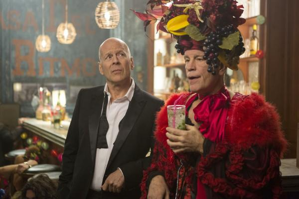 Bild 1 von 17: Frank (Bruce Willis, l.) und Marvin (John Malkovich)
