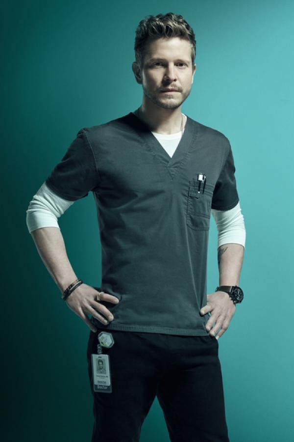 Bild 1 von 22: (3. Staffel) - Dr. Conrad Hawkins (Matt Czuchry)