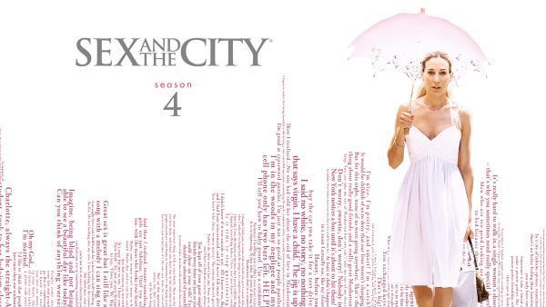 Bild 1 von 1: (4. Staffel) - Sex and the City - Artwork