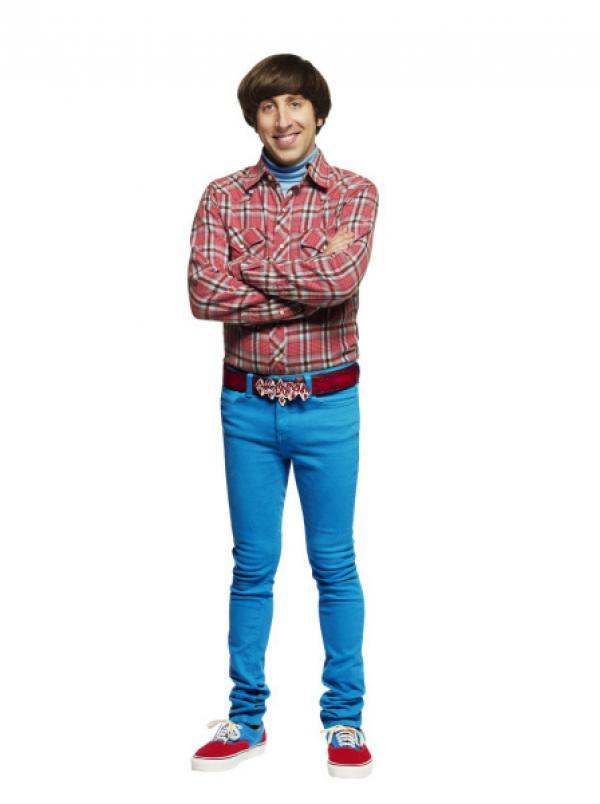 Bild 1 von 28: (7. Staffel) - Howard (Simon Helberg) ist der einzige in der Nerd-Clique, der keinen Doktortitel hat ...