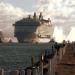 XXL-Logistik - Kreuzfahrtschiff der Superlative