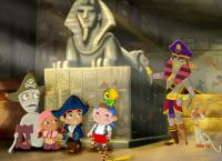 Disneys Käpt n Jake und die Nimmerland Piraten