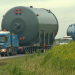 300 Tonnen Stahl auf Reisen - Schwertransport im Doppelpack