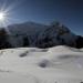 Winter im Lechtal - Boden und Kaisers