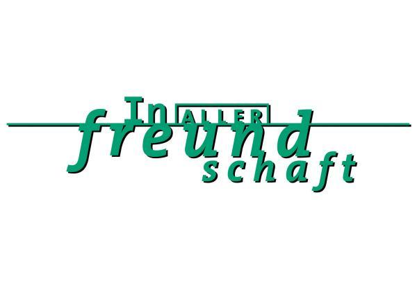 Bild 1 von 2: In aller Freundschaft - Logo