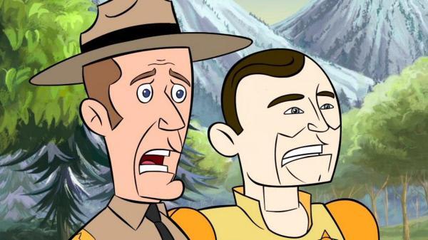 Bild 1 von 15: Was ist mit Jack (l.) und Andy (r.) nur geschehen?
