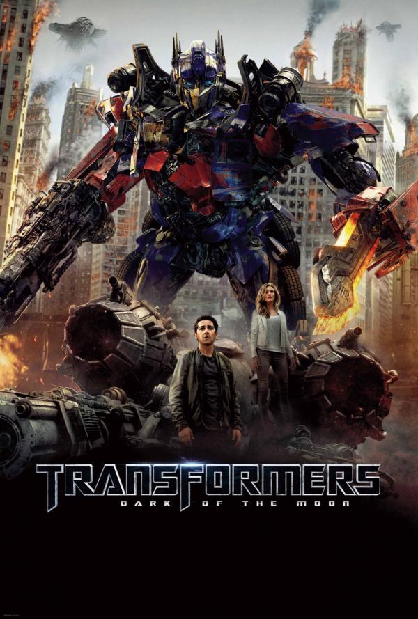 Bild 1 von 15: Transformers 3 - Plakatmotiv