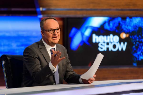 Bild 1 von 2: heute-show