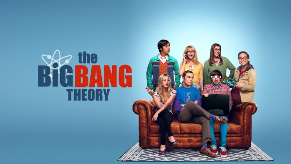 Bild 1 von 12: (12. Staffel) - The Big Bang Theory - Artwork
