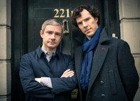 Bilder zur Sendung: Sherlock - Im Zeichen der Drei