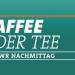 Bilder zur Sendung: Kaffee oder Tee