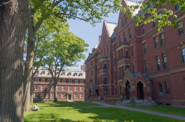 Bild 1 von 4: Die Boston University an der Ostküste der USA