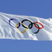 Olympische Spiele:Flag and Family