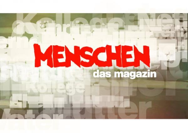 Bild 1 von 2: Logo Menschen das magazin