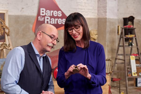 Bild 1 von 5: Horst Lichter und Dr. Heide Rezepa-Zabel.