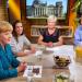 An einem Tisch mit Angela Merkel: Deutschland fragt nach!