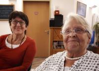 Die Demenz WG - Judith Rakers zu Gast in Lübeck