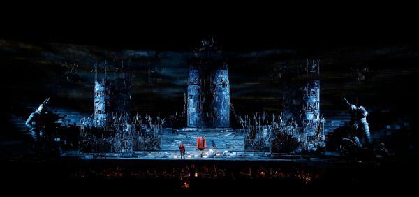Bild 1 von 6: Giuseppe Verdis Oper \