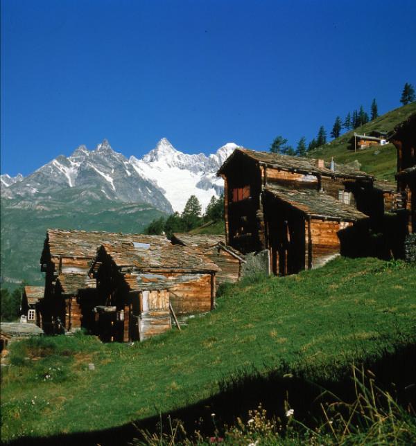 Bild 1 von 7: Das Matterhorn (Zermatt).
