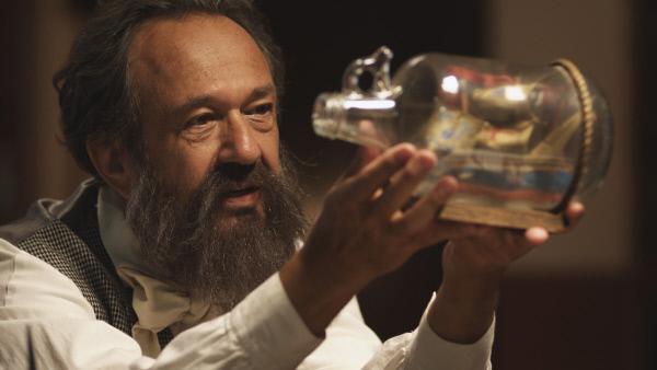 Bild 1 von 2: Die Romane von Jules Verne basieren auf eigenen wissenschaftlichen Untersuchungen und Experimenten.