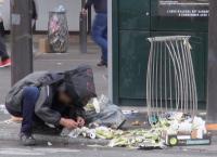 Drogenszene Paris - Crack und das Elend