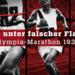 Bilder zur Sendung: Sieg unter falscher Flagge - Olympia-Marathon 1936
