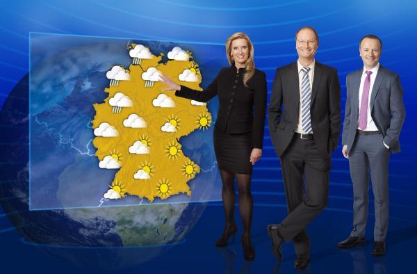 Bild 1 von 1: Das Wetter im Ersten
