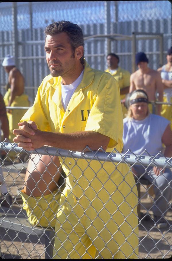 Bild 1 von 11: Jack Foley (George Clooney) hat die meiste Zeit seines Lebens hinter Gittern verbracht.