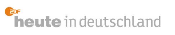 Bild 1 von 1: Logo ZDF- heute in deutschland