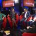 Bilder zur Sendung: Bettina, Bianca, Götz, Jürgen, Oliver und Torsten sehen fern