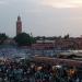 Ein Palast in Marrakesch