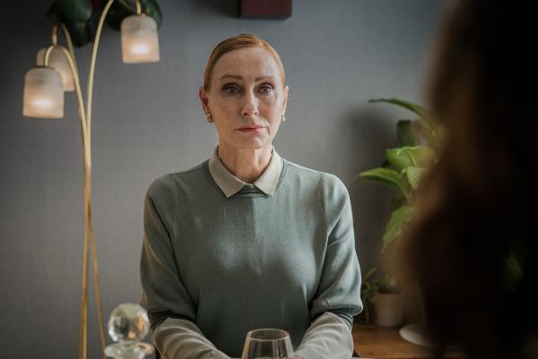 Bild 1 von 8: Frau Rosin (Andrea Sawatzki) verweigert die Zustimmung zu einer lebensnotwendigen OP für ihren Mann.