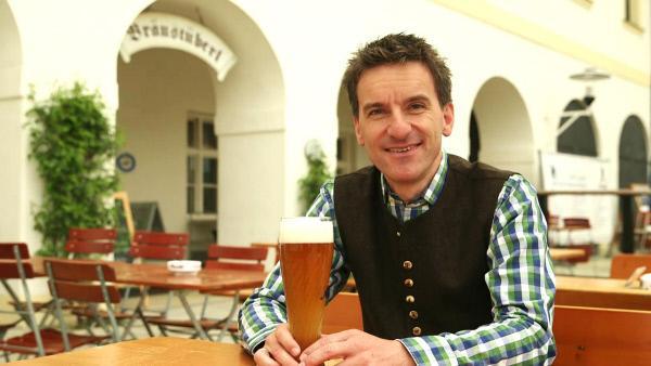 Bild 1 von 4: Moderator Florian Schrei.