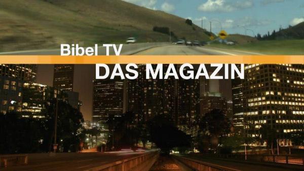 Bild 1 von 1: Bibel TV Das Magazin - Titel