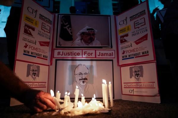 Mord im Konsulat Mohammed bin Salman und der Fall Khashoggi